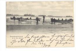 10681 - Swakopmund D.S.W. Afrika Deutsch-Südwestafrika - Namibie