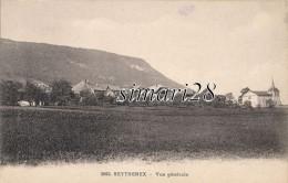 SEYTHENEX - N° 3662 - VUE GENERALE - France