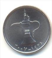 EMIRATI ARABI UNITI  1 DIRHAM NON CIRCOLATO - Emirati Arabi
