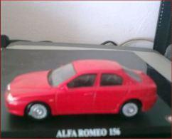 DEL PRADO ALFA ROMEO 156 NUOVA CON BASETTA DEDICATA NO BOX  1/43 - Automobili