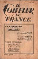 LE COIFFEUR De FRANCE - Mars 1948 - Journal Mensuel - Fashion