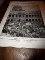 1915 GUERRE MONDIALE :Usinage Des Obus Aux Usines Schneider Du Creusot Depuis Les Petit Jusqu´aux Obus De 500kg ;St-Cyr - Journaux - Quotidiens