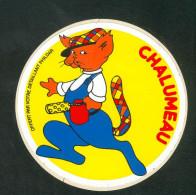 Autocollant Publicitaire Laine Phildar Chalumeau ( Jeu De Mots Chat Bricolage Casquette Salopette Antropomorphisme Cat - Publicités