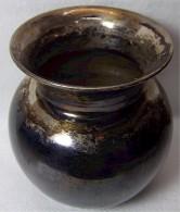 Antike Kleine Silbervase 835 - Silberzeug