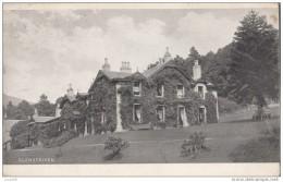 POSTCARD 1907 GLENSTRIVEN - Scotland