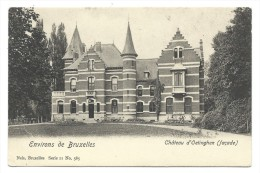 Carte Postale - Environs De Bruxelles - Château D' OETINGHEN - Kasteel - CPA  // - Gooik