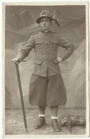 """"""" Militare Italiano """" Cartolina Postale - Uniformi"""