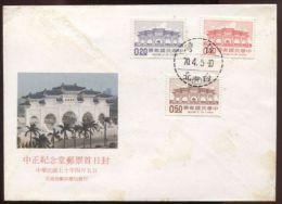 Enveloppe Chine - 1949 - ... République Populaire