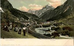Gotthardbahn - Gurtnellen - TI Tessin