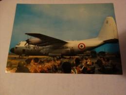 Parachutistes En Attendes - Aviation