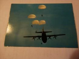Ouverture Parachutes - Aviation