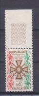 FRANCE / 1965 / Y&T N° 1452 ** : Croix De Guerre X 1 BdF Haut - Gomme D'origine Intacte - Francia