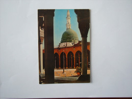 Asie  Saudi Arabia  MEDINA Holy Mosque - - Arabie Saoudite