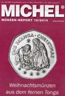Briefmarken Rundschau MICHEL 12/2014 Neu 6€ New Stamp Of The World Catalogue And Magacine Of Germany ISBN4 194371 105009 - Deutsch