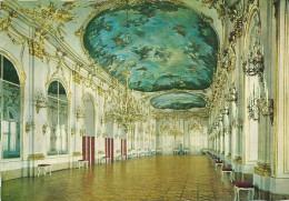 Lot De 12 Cartes Du Château De Schönbrunn  ( Ecriture Cursive Allemande Ou Gothique Allemande) - Château De Schönbrunn