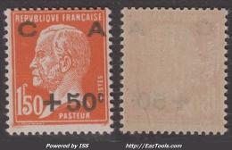 *PROMO* CA 1f50+50c Orange De 1927 Neuf ** Superbe (Y&T N° 248, Cote 45€) - Unused Stamps