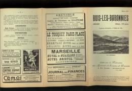 Dépliant Touristique BUIS LES BARONNIES Drôme 1925 - Dépliants Turistici