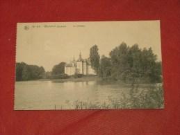 WEMMEL  -  Kasteel  -  Le Château   -     (2 Scans) - Wemmel