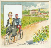 21 CHAMBOLLE  MUSIGNY  - Vue  Du  Chateau  De Chambolle Musigny   ( MENUS ) - Autres Communes