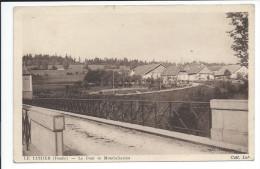 LE LUHIER (Doubs) - Le Pont Et Montbéliardot - Otros Municipios