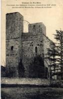 Dépt 32 - Château De Sainte-Mère - Prototype Des Châteaux Gascons - XIIè Siècle - Géraud De MONTLEZUN... - Francia