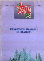 ITALIA 98 ESPOSIZIONE MONDIALE DI FILATELIA CATALOGO GENERALE 146 Pagine - Italia