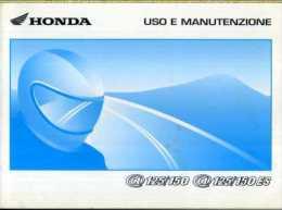 HONDA USO E MANUTENZIONE @125/\150 \@12\5/150 ES - Moto