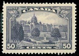 Canada (Scott No. 226 - Parlement, / Victoria B.C. / Parlement) [*] TB / VF - Neufs