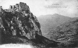 Roquefixadepres Lavelanet: Le Vieux Chateau Et Route De Foix Clt: 179 - Other Municipalities