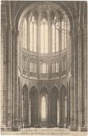 50 - Mont-St-Michel - Abbaye - La Basilique - Le Choeur, XVe Siècle / J. P. 56 - Le Mont Saint Michel