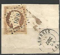 NAPOLEON N� 16  OBL LOSANGE 1688 TB