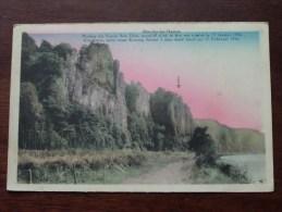 Rocher Du Vieux Bon Dieu ( Albert + 1934 ) Marche-les-Dames () Anno 1937 ( Zie Foto Details ) !! - Namen