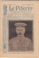 LE PELERIN .- Dimanche 5Décembre 1915 .- LORD KITCHENER , Ministre De La Guerre D' Angleterre - Livres, BD, Revues