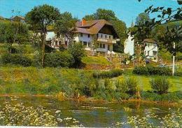CP.  OUREN.  HOTEL  RITTERSPUNG - Burg-Reuland