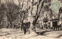 VAR 83 BARJOLS ALLÉES DE ROUGUIERE AVEC LE CAFÉ DES ALLÉES - Barjols