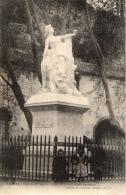 VAR 83 BARJOLS MONUMENT MARTIN BIDOURÉ SCULPTEUR RECUBERT - Barjols