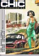 Chic   N°4   Oct 1984: La Banlieue - Humour