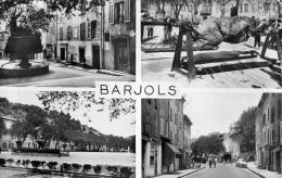 VAR 83 BARJOLS MULTI VUES - Barjols
