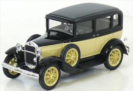 Scale metal modell auto, die cast car, 1:43 GAZ-3 (6) TAXI 1934 USSR Russia (2459)