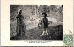 18 SAINT SATUR - Fête Berrichonnes - Concours De Bourée 1910 - Saint-Satur