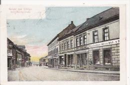 GRUSS AUS OHLIGS DUSSELDORFERSTRASSE 1902 - Solingen