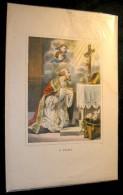 IMAGERIE PELLERIN  - D' EPINAL : N°  15. St. EUGENE - Old Paper