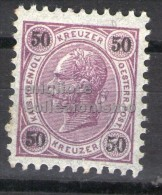 MC  1890 Autriche 50k mh*   Y&T 56