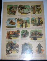 IMAGERIES QUANTIN. LE COFFRE VOLANT - Old Paper