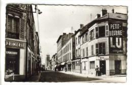 CPSM CRETEIL (Val De Marne) - La Grande Rue - Creteil