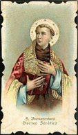 Santino - Holy Card - San Bonaventura Vescovo E Dottore Della Chiesa - Images Religieuses