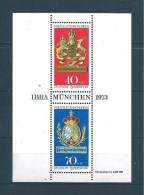 Allemagne  Fédérale  Bloc  N°8   De 1973    Neuf - BRD