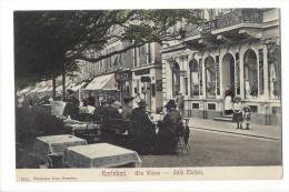 10721 - Karlsbad Alte Wiese Café Elefant - Tchéquie