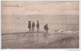 POSTCARD 1920 CA. DYMCHURCH SANDS - England