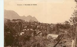 Ile De La Réunion :  Panorama De Cilaos - La Réunion
